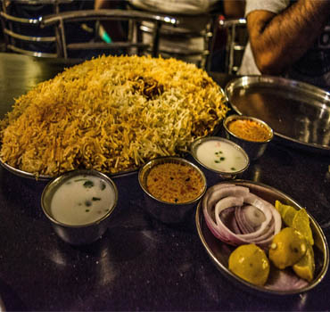 Food And Spice Trail, Hyderabad