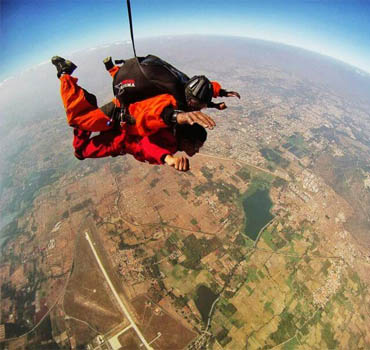 Mysore Skydiving