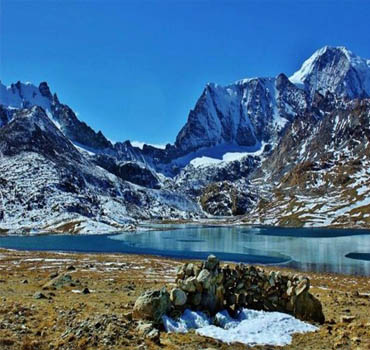 Visit Lakes of Sikkim